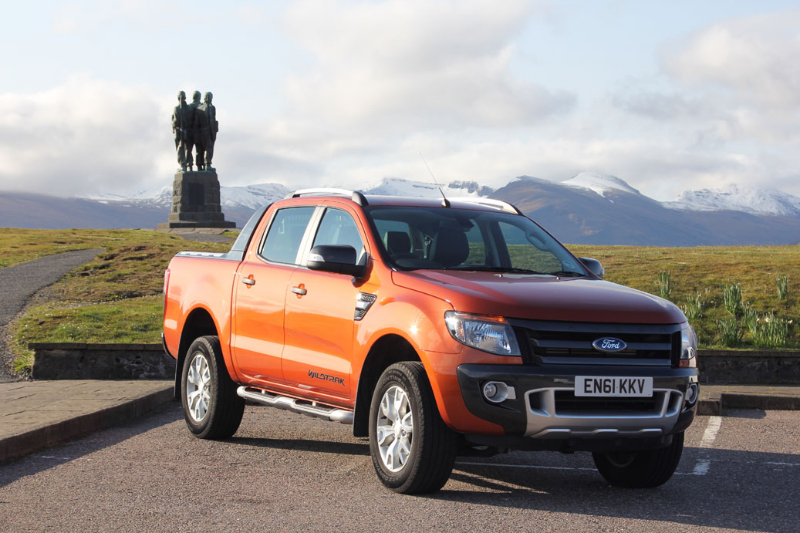 Ford ranger 2014 wide track autos weblog
