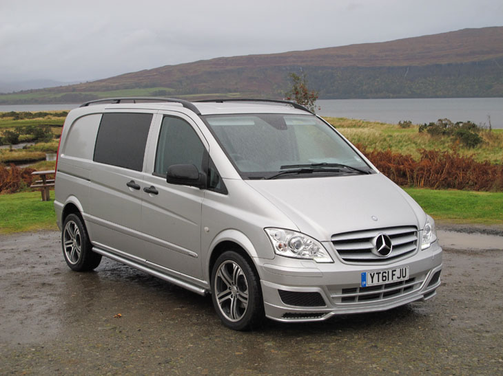 15 Oct Mercedes Benz Vito Sport X Scotland S Motor Rally Magazine