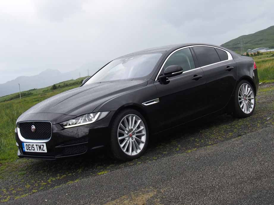 Build A Jaguar Xe >> 28 Jul: Jaguar XE | Scotland's Motor Rally Magazine
