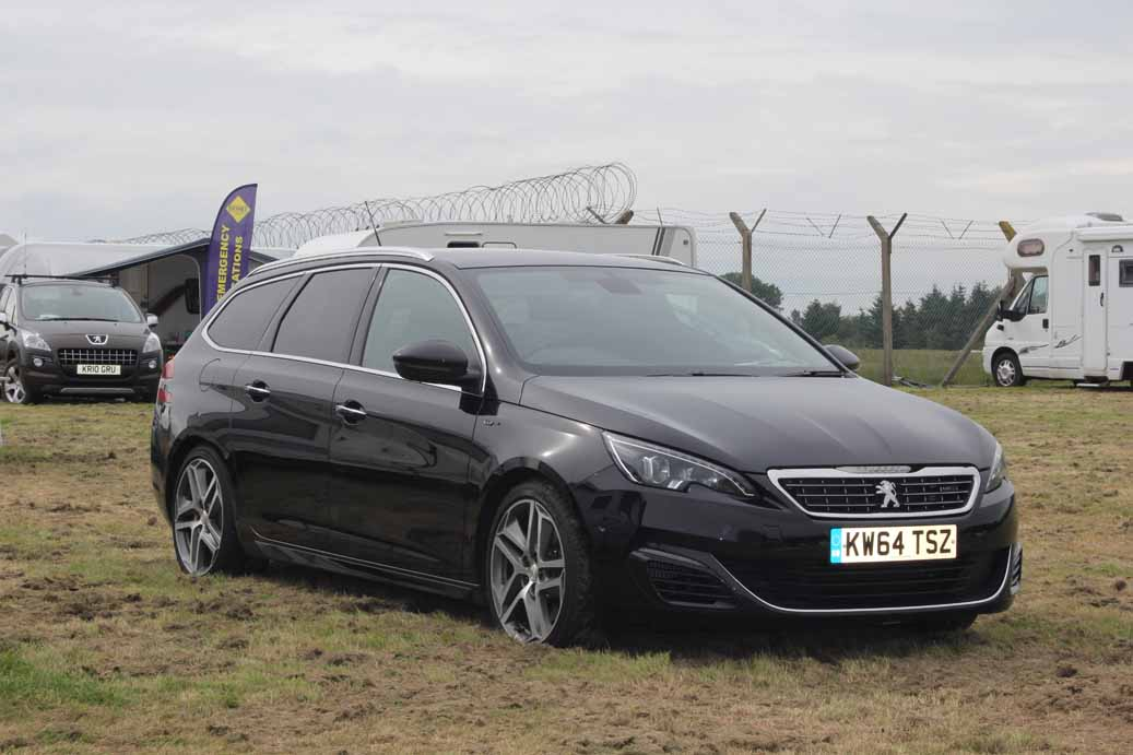 01 sep peugeot 308 sw gt scotland s motor rally magazine. Black Bedroom Furniture Sets. Home Design Ideas